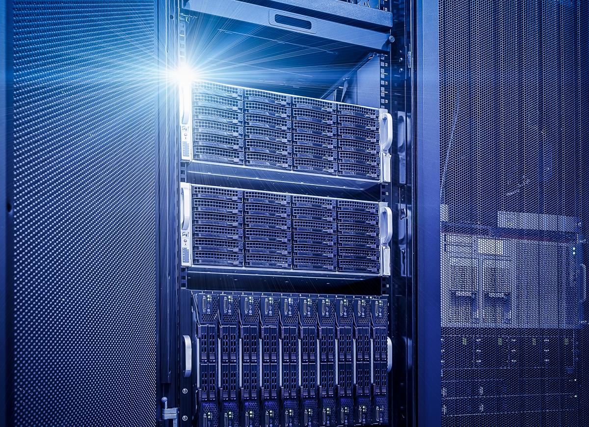 Drupal 8 web hosting equipment
