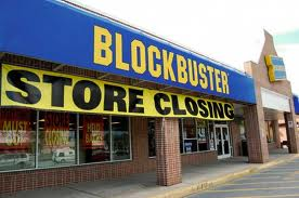 Blockbuster Failed to Create Original Content