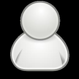 icon representing a user