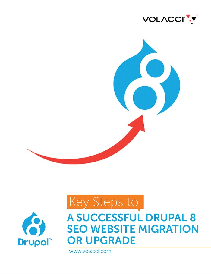 Whitepaper Cover_Key Steps to a Successful Drupal 9 SEO Website Migration or Upgrade