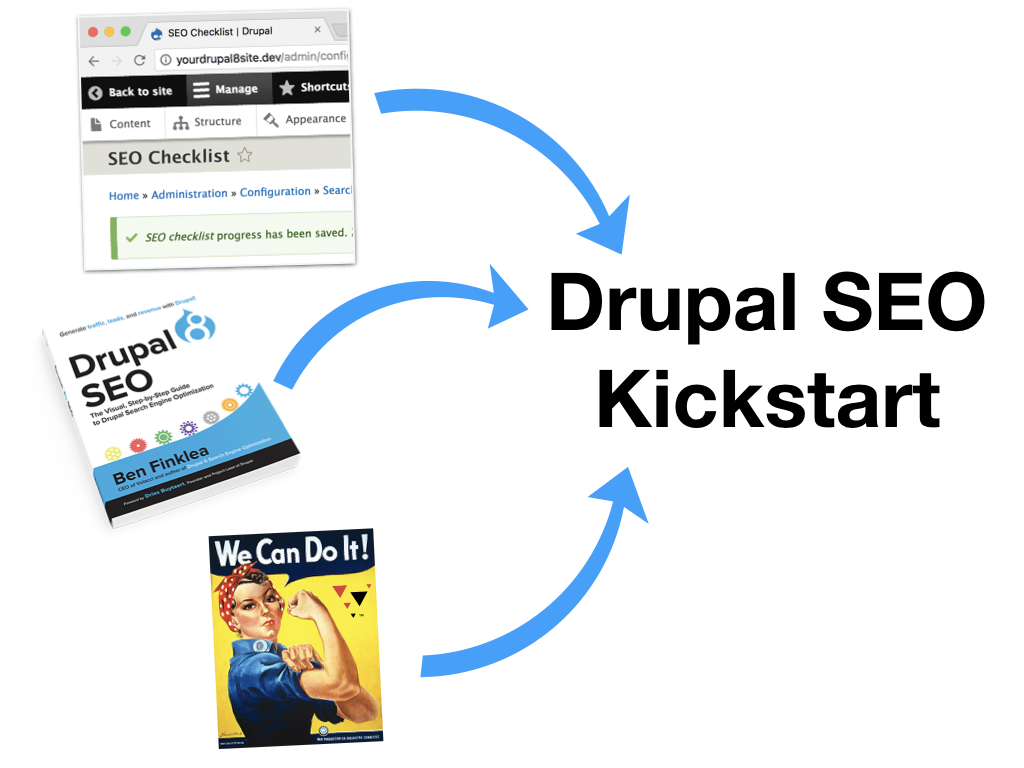6 Tips to Rock Drupal 8 SEO | Volacci Digital Marketing