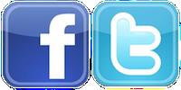 facebook-twitter-logos
