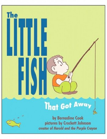 The Little Fish That Got Away book cover