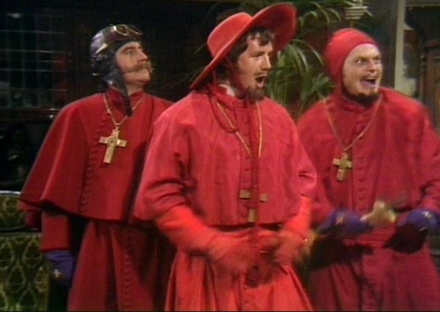 Monty Python YouTube page drives ecommerce traffic. Oh, and the Spanish Inquisition.